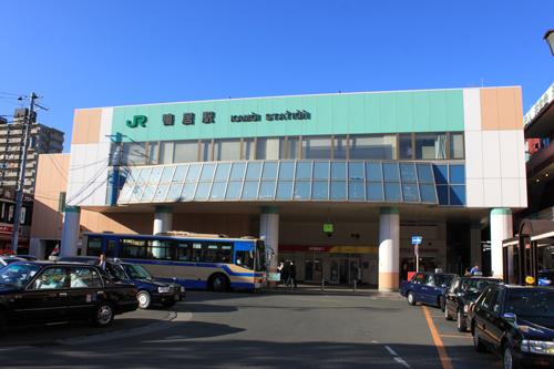 横浜線鴨居駅